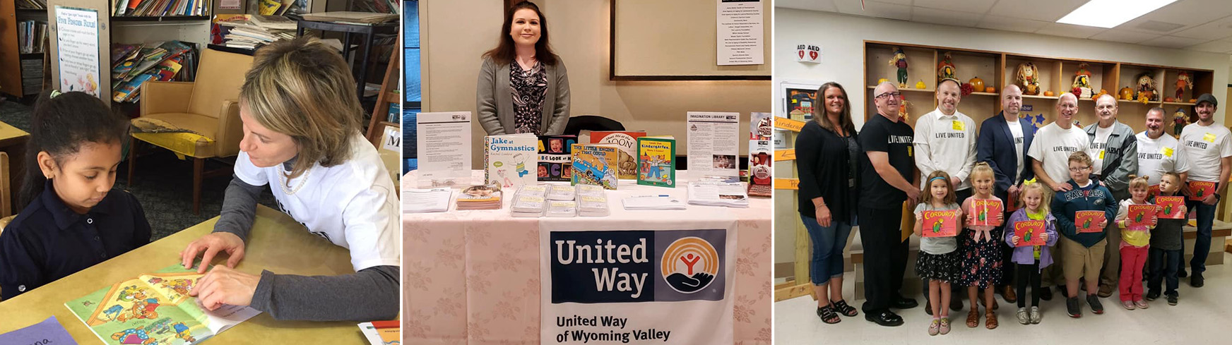 United Way of Wyoming Valley Impact Councils