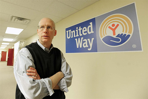 United Way donations are down as need is up
